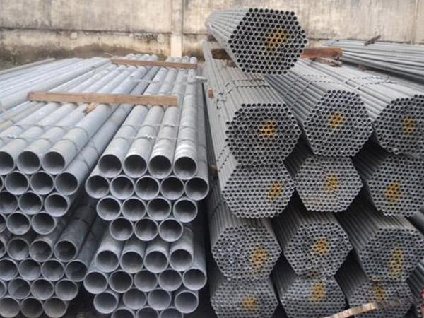 kích thước ống thép mạ kẽm tiêu chuẩn là gì